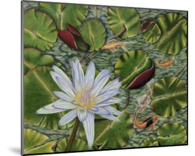 Enchanting Lily-Gloria J^ Callahan-Mounted Giclee Print