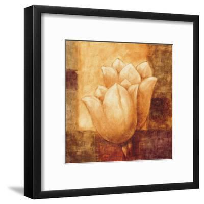 Two Tulips I-Herve Libaud-Framed Art Print