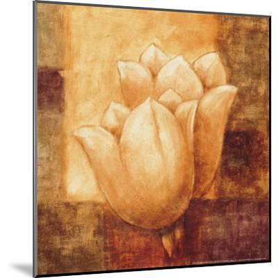 Two Tulips I-Herve Libaud-Mounted Art Print