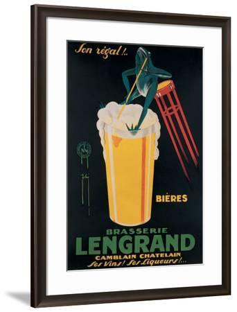 Bierre Lengrand--Framed Giclee Print