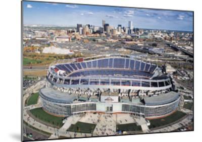 Dever Broncos- New Invesco Field--Mounted Art Print