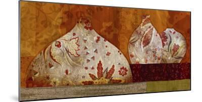 Golden Brocade I-Yuko Lau-Mounted Art Print