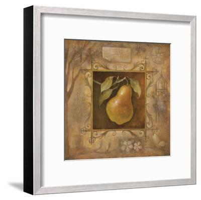 Pera Bella-Elaine Vollherbst-Lane-Framed Art Print