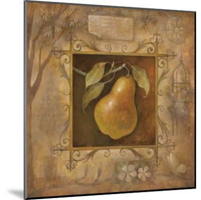 Pera Bella-Elaine Vollherbst-Lane-Mounted Art Print
