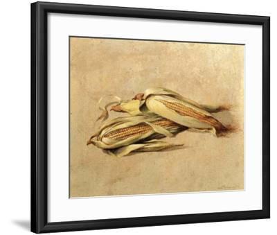 Corn-Joaquin Moragues-Framed Art Print