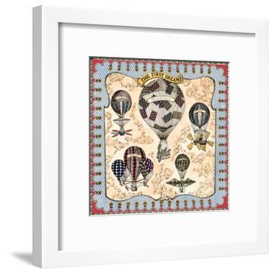 The First Dreamer--Framed Art Print