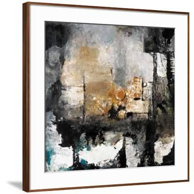 Signos del Espacio III-Edouardo Sales E^-Framed Art Print
