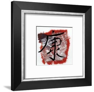 Sante II-Sandrine Malon-Framed Art Print