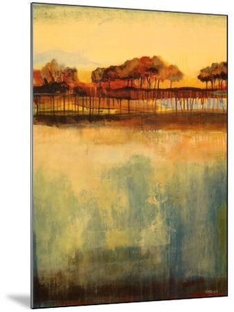 October Sky II-Georgie-Mounted Art Print