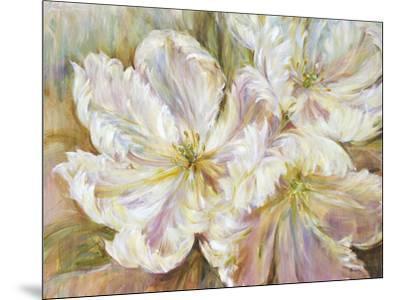 White Waltz-Liv Carson-Mounted Art Print