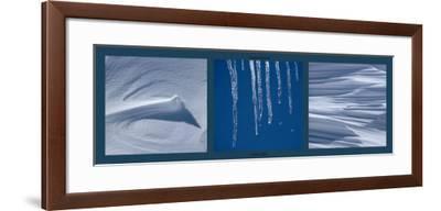 Neige et Glace-Laurent Pinsard-Framed Art Print