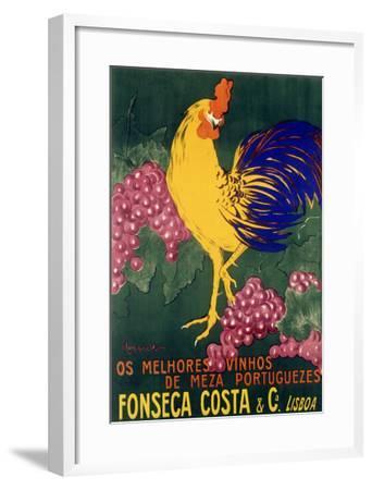 Fonseca Costa & Co.-Leonetto Cappiello-Framed Giclee Print