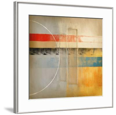 Geometrics II-Darian Chase-Framed Art Print
