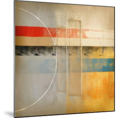 Geometrics II-Darian Chase-Mounted Art Print