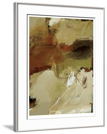 Tawny Grass Bird II-Wade Owen-Framed Giclee Print
