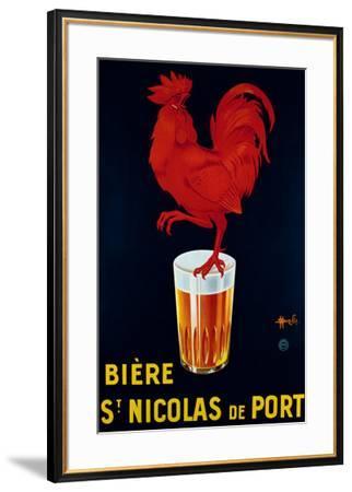 Biere St. Nicolas de Port-Marcellin Auzolle-Framed Giclee Print
