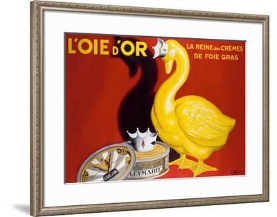 L'Oie d'Or-Leonetto Cappiello-Framed Giclee Print