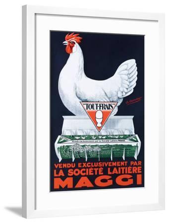 Maggi-G^ Gandner-Framed Giclee Print