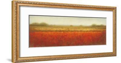 Field of Poppies-Hans Dolieslager-Framed Art Print