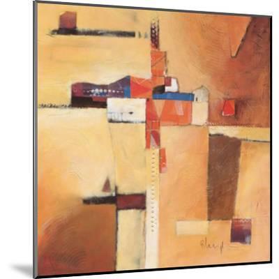Abstract I-Franz Heigl-Mounted Art Print