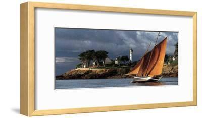 Forban-Jean-Marie Liot-Framed Art Print