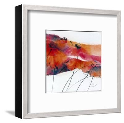 Modern Poppy I-Peuchert-Framed Art Print
