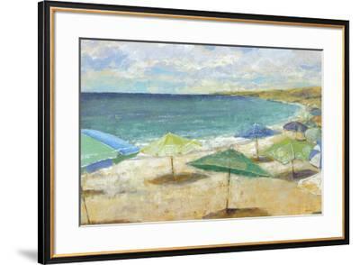 Sea of Shade-Michael Longo-Framed Art Print