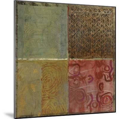 Pattern Luck III-Jennifer Hollack-Mounted Art Print