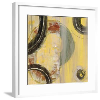 Rotation III-Kannon-Framed Art Print