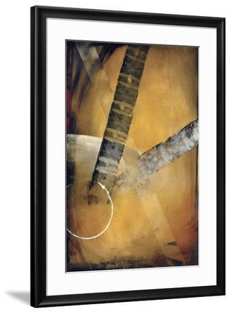 Congruent I-Sebastian Alterera-Framed Art Print
