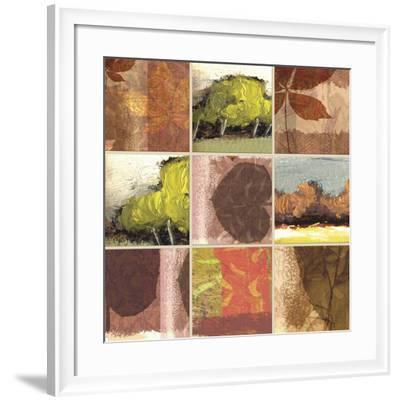 Tetherton II-Jeff White-Framed Art Print