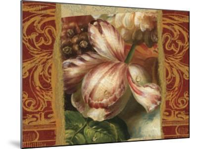 Classic Dutch Tulip-Tony Lupas-Mounted Art Print