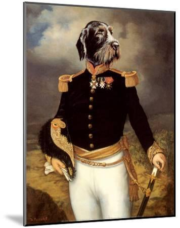 Ceremonial Dress-Thierry Poncelet-Mounted Art Print