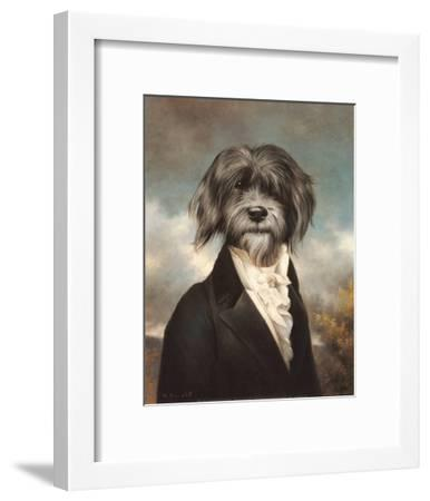 Gavroche-Thierry Poncelet-Framed Art Print