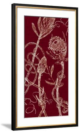 Prose and Verse III-Amori-Framed Art Print