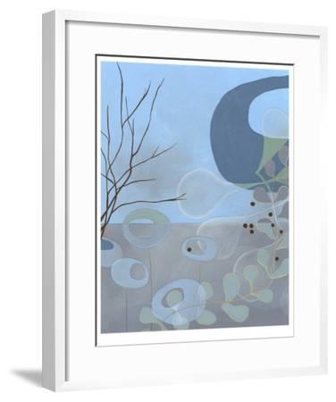 Olio II-Erica J^ Vess-Framed Limited Edition