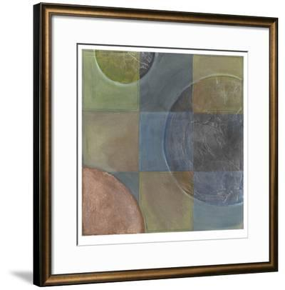 Circumspect II-Erica J^ Vess-Framed Limited Edition
