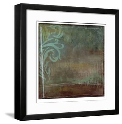 Lush Filigree II-Jennifer Goldberger-Framed Limited Edition