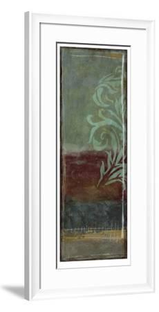 Lush Filigree VI-Jennifer Goldberger-Framed Limited Edition