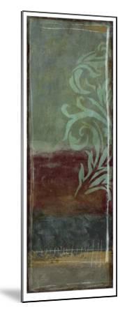Lush Filigree VI-Jennifer Goldberger-Mounted Limited Edition
