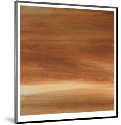 Coastal Vista III-Ethan Harper-Mounted Limited Edition