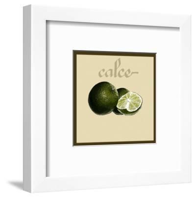 Italian Fruit V--Framed Art Print