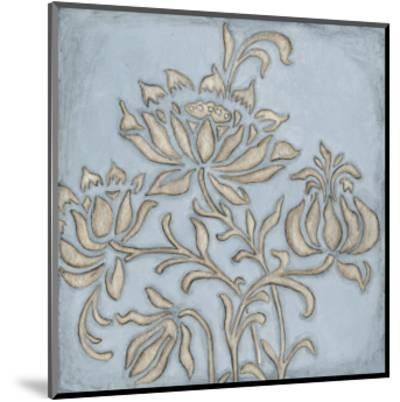 Silver Filigree VI-Megan Meagher-Mounted Giclee Print