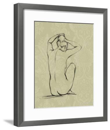 Sophisticated Nude I-Ethan Harper-Framed Giclee Print