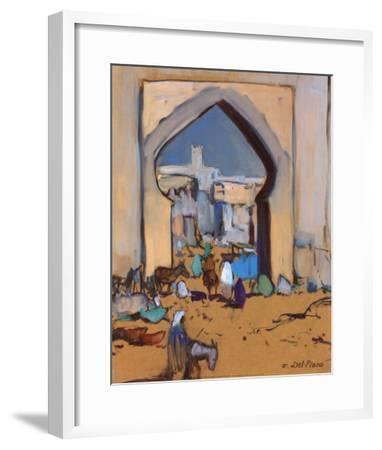 Tin Teredjine-Isabelle Del Piano-Framed Art Print