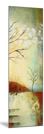 Ochre Landscape II-Eduardo Lazo-Mounted Art Print