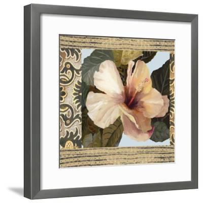 Hibiscus II-Di Grazzia-Framed Art Print