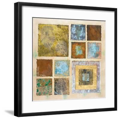 Nature's Impact II-Mari Giddings-Framed Art Print
