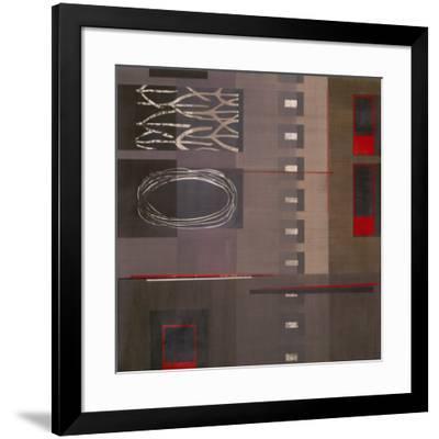Elemental II-Verbeek & Van Den Broek-Framed Art Print