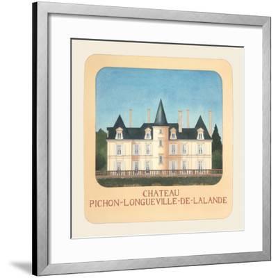 Chateau Richon II-Andras Kaldor-Framed Premium Giclee Print